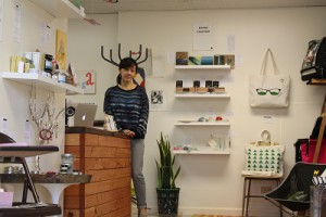 Greenmountain Owner Kyoko Hyodow