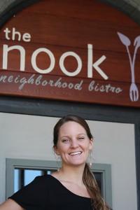 The Nook Owner Hailey Berkeyw