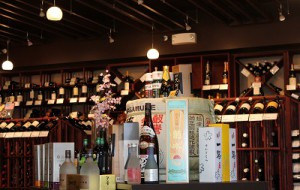 Wine Loft and Sake collectionw